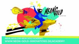 Neongold Eventvideo Hamburg